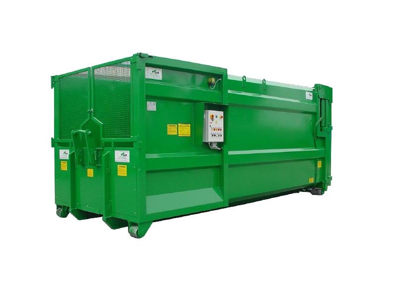 Compacteur monobloc 15m3